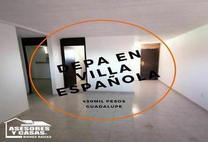 Foto de departamento en venta en  , villa española, guadalupe, nuevo león, 0 No. 01