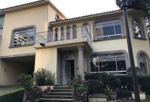 Foto de casa en venta en villa florence , interlomas, huixquilucan, méxico, 6454945 No. 01