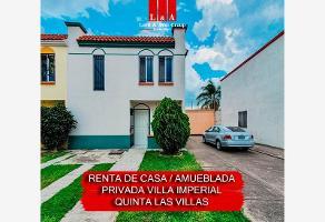 Foto de casa en renta en villa imperial 001, quinta villas, irapuato, guanajuato, 0 No. 01