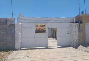 Foto de nave industrial en venta en  , villa juárez (rancheria juárez), chihuahua, chihuahua, 15599745 No. 01