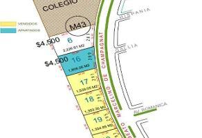 Foto de terreno comercial en venta en  , villa magna, san luis potosí, san luis potosí, 6628581 No. 01