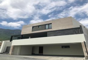 Foto de casa en venta en  , villa montaña 1er sector, san pedro garza garcía, nuevo león, 12147575 No. 01