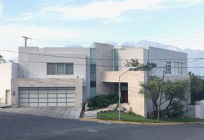 Foto de casa en venta en  , villa montaña 1er sector, san pedro garza garcía, nuevo león, 18265704 No. 01