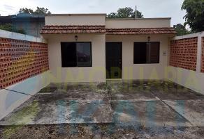 Foto de casa en venta en  , villa rosita, tuxpan, veracruz de ignacio de la llave, 13677288 No. 01
