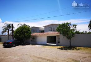 Foto de casa en venta en  , villa universitaria, durango, durango, 13695811 No. 01