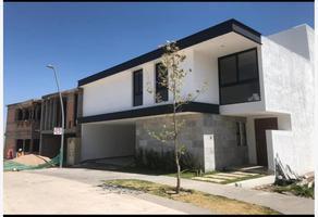 Foto de casa en venta en villandares 1, desarrollo del pedregal, san luis potosí, san luis potosí, 0 No. 01