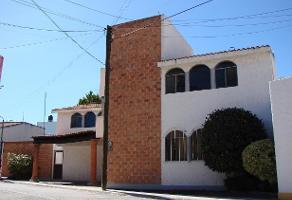 Foto de casa en renta en villas campestre 900, villas de santiago, san luis potosí, san luis potosí, 0 No. 01