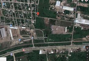 Foto de terreno habitacional en venta en  , villas de altamira, altamira, tamaulipas, 11699977 No. 01