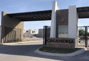 Foto de terreno habitacional en venta en  , villas de las perlas, torreón, coahuila de zaragoza, 19970956 No. 01