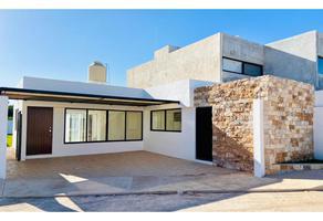 Foto de casa en venta en  , villas de oriente, mérida, yucatán, 19356961 No. 01