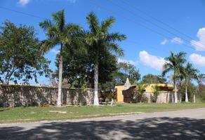 Foto de rancho en venta en  , villas de tixcacal, mérida, yucatán, 19425319 No. 01