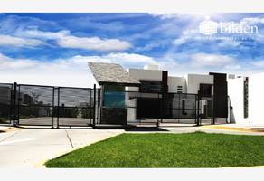 Foto de terreno habitacional en venta en  , villas del guadiana iv, durango, durango, 16027902 No. 01