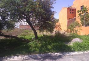 Foto de terreno habitacional en venta en villas del meson 1, villas del mesón, querétaro, querétaro, 0 No. 01