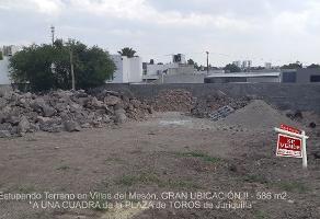 Foto de terreno habitacional en venta en villas del mesón , villas del mesón, querétaro, querétaro, 0 No. 01