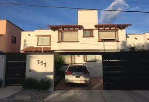 Foto de casa en condominio en venta en villas del mesón , villas del mesón, querétaro, querétaro, 17067630 No. 01