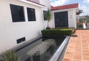 Foto de casa en renta en villas del meson ., villas del mesón, querétaro, querétaro, 20997655 No. 01
