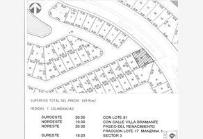 Foto de terreno habitacional en venta en  , villas del renacimiento, torreón, coahuila de zaragoza, 16761535 No. 01