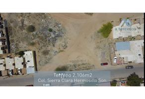 Foto de terreno habitacional en venta en  , villas del sur, hermosillo, sonora, 0 No. 01