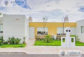 Foto de casa en venta en  , villas del sur, mérida, yucatán, 15855977 No. 01