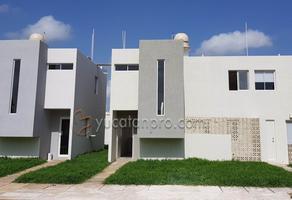 Foto de casa en venta en  , villas del sur, mérida, yucatán, 16345762 No. 01