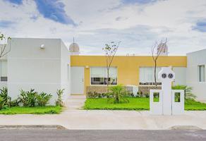 Foto de casa en venta en  , villas del sur, mérida, yucatán, 16776383 No. 01