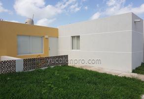Foto de casa en venta en  , villas del sur, mérida, yucatán, 7522782 No. 01