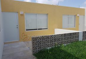 Foto de casa en venta en  , villas del sur, mérida, yucatán, 7523559 No. 01