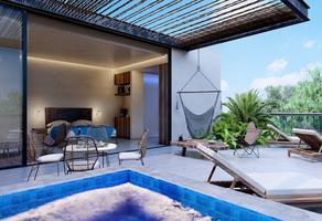 Foto de departamento en venta en  , villas huracanes, tulum, quintana roo, 14422329 No. 01