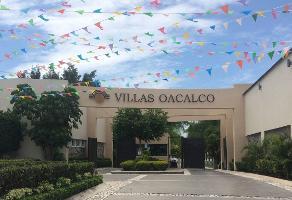 Foto de casa en venta en villas oacalco , centro, yautepec, morelos, 0 No. 01