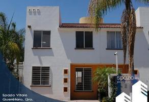 Foto de casa en renta en villas palmira , lomas del marqués 1 y 2 etapa, querétaro, querétaro, 0 No. 01