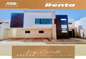 Foto de casa en renta en  , villas san ángel, mexicali, baja california, 0 No. 01