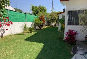 Foto de casa en venta en villas tepalzingo 64, lomas de oaxtepec, yautepec, morelos, 0 No. 01
