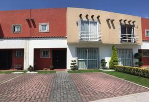 Foto de casa en venta en villas toscana , san mateo otzacatipan, toluca, méxico, 0 No. 01