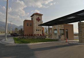 Foto de terreno habitacional en venta en viñedo , las huertas, saltillo, coahuila de zaragoza, 13806492 No. 01