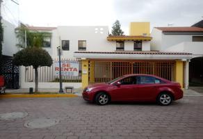 Foto de casa en renta en violeta , jardines de zavaleta, puebla, puebla, 13766394 No. 01