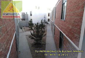 Foto de departamento en venta en violetas 803, torremolinos, san luis potosí, san luis potosí, 0 No. 01