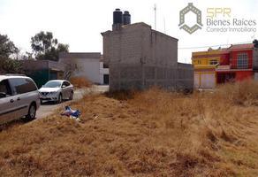 Foto de terreno habitacional en venta en virgen de los remedios 33, la guadalupana, ecatepec de morelos, méxico, 10424749 No. 01