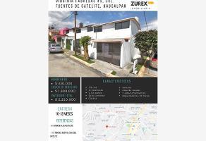 Foto de casa en venta en virginia fabregas 5, fuentes de satélite, atizapán de zaragoza, méxico, 0 No. 01