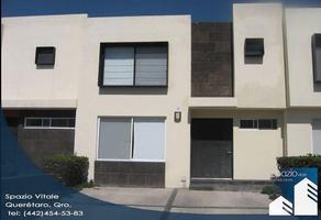 Foto de casa en renta en virrey de brasil 58, lomas del marqués 1 y 2 etapa, querétaro, querétaro, 0 No. 01