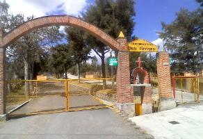 Foto de terreno habitacional en venta en virreyes , benito juárez 1a. sección (cabecera municipal), nicolás romero, méxico, 17868037 No. 01