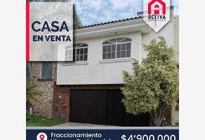 Foto de casa en venta en virreyes residencial 1, virreyes residencial, zapopan, jalisco, 0 No. 01