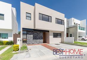 Foto de casa en venta en  , vista alegre 2a secc, querétaro, querétaro, 14035599 No. 01