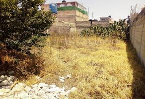 Foto de terreno habitacional en venta en vista alegre 9 , vista hermosa 2a. sección, nicolás romero, méxico, 17679337 No. 01