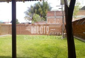 Foto de local en renta en  , vista bella, morelia, michoacán de ocampo, 18427451 No. 01