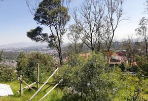 Foto de terreno habitacional en venta en  , vista del valle sección bosques, naucalpan de juárez, méxico, 18319868 No. 01
