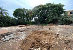 Foto de terreno habitacional en venta en  , vista hermosa, cuernavaca, morelos, 16825727 No. 01