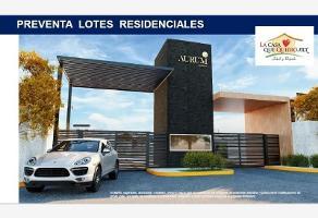 Foto de terreno habitacional en venta en  , vista hermosa, cuernavaca, morelos, 17592808 No. 01