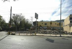 Foto de terreno comercial en venta en  , vista hermosa, monterrey, nuevo león, 13870619 No. 01