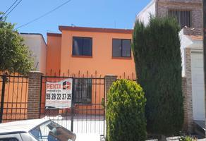 Foto de casa en renta en  , vista hermosa, pachuca de soto, hidalgo, 0 No. 01