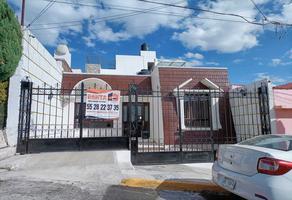 Foto de casa en renta en  , vista hermosa, pachuca de soto, hidalgo, 9172320 No. 01